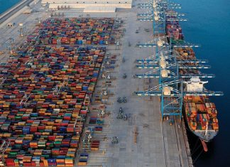 Major investments are now underway at Abu Dhabi Terminals