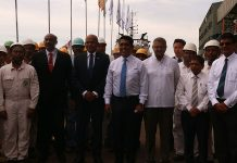 Colombo yard hands over new pilot boats