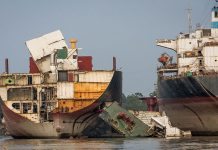 India regulates ship recycling