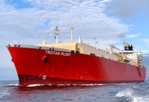 LNG carrier added to Tristar fleet