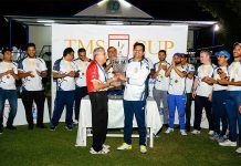 TMS wins TMS Cup competition