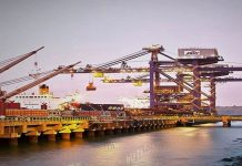 Paradip iron ore terminal commissioned