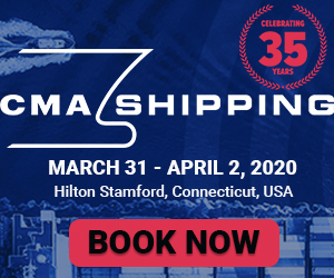 CMA Shipping Trade Show and Exhibition