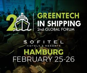 2nd GreenTech in Shipping Global Forum