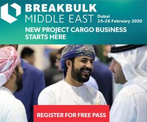 Breakbulk Middle East 2020