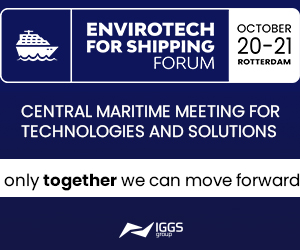 Envirotech for Shipping Forum