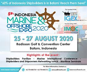 5th Indonesia Marine & Offshore Expo (IMOX) 2020