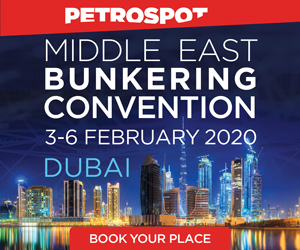Middle East Bunkering Convention 2020
