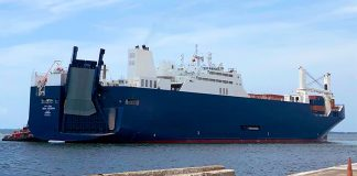 Bahri Jeddah will be calling regularly into Ennore in future