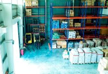 Logistics investment at Sohar