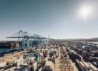 FreightBro aims to simplify the process of booking container transportation on Maersk services