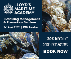 Biofouling Management & Prevention Seminar