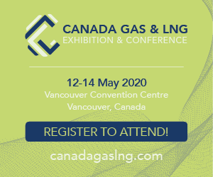 Canada Gas & LNG Exhibition & Conference 2020