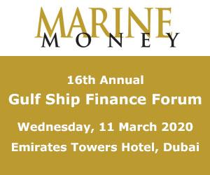 Marine Money Gulf Ship Finance Forum 2020