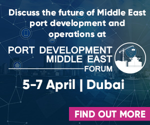 Port Development Middle East Forum