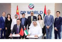 Steady global growth for DP World