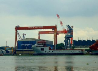 CSL is building a total of four passenger vessels for the Andaman and Nicobar islands