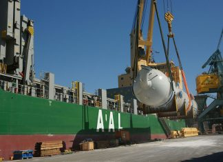 AAL is introducing a liner service for heavy lift and project cargoes operating between the Middle East, India, Asia and Europe