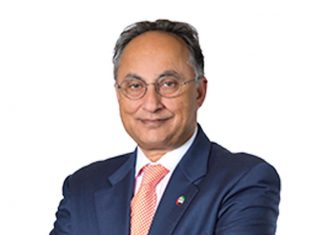 Yuvraj Narayan, Group Chief Financial, Strategy and Business Officer of DP World