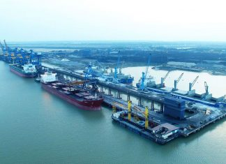 Dhamra remains the fastest growing in the Adani Ports network