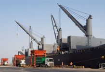 Big increase in non-container shipments through Saudi Red Sea port