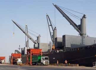 King Abdullah Port witnessed a big increase in bulk and general cargo traffic last year
