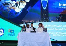 INMARSAT upgrades Saudi connectivity