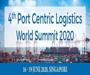 4th Port Centric Logistic World Summit 2020