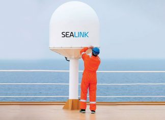 Van Oord has selected Marlink's high throughput VSAT for connectivity in Indian territorial waters