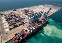 CSP Abu Dhabi Terminal nears milestone