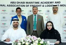 Abu Dhabi Maritime Academy boosts logistics training