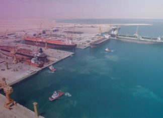 Oman Drydocks is now part of an integrated organisation with Oman Shipping Company