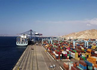 Aqaba Container Terminal has consolidated its position as a gateway to the wider Levant region