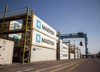 Maersk is using latest generation reefer containers to export grapes from India to Europe