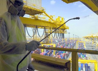 DP World, UAE Region is implementing a range of precautionary measures to ensure the safety of its people and secure the flow of essential trade