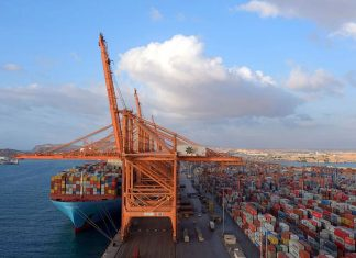 Asyad group ports are offering a network of direct liner shipping services
