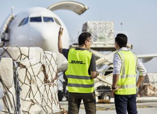 DHL launches air freight services