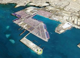 RSGT has ambitious plans to expand its capacity at Jeddah port having taken over the operation of the north container terminal