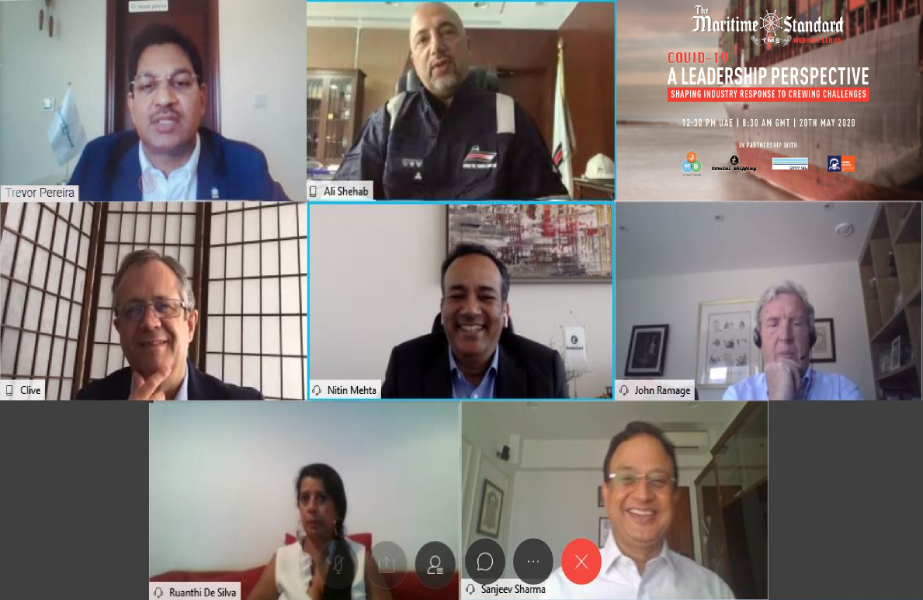 Panelists for the TMS Webinar Series 2