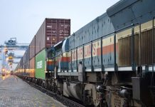 Train activity rises at JNPT