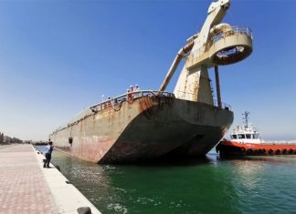 RAK Ports is working closely with Boskalis at Al Jeer