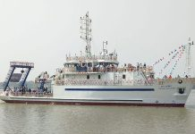 Coastal research vessel success for IRClass