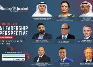 The inaugural Webinar features a lineup of top executives