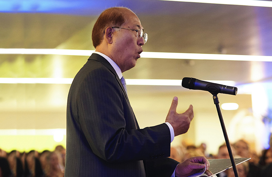 IMO Director General, Kitack Lim, is fully supportive of the new protocols