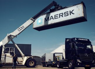 Maersk is now offering warehousing for ExxonMobil products in Jebel Ali