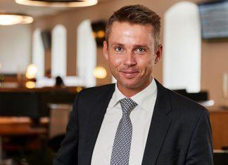 Anders Østergaard, group CEO, Monjasa