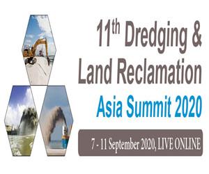11th Dredging & Land Reclamation Summit 2020