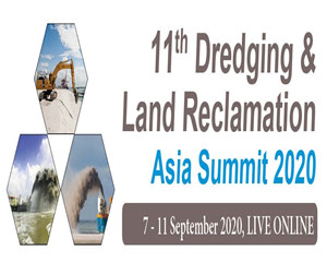 11th Dredging and Land Reclamation Asia Summit 2020