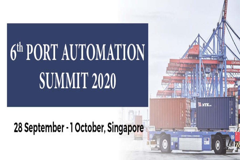 Equip Global - 6th Port Automation Summit 2020 SG
