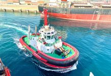 Further tug delivery to Sohar